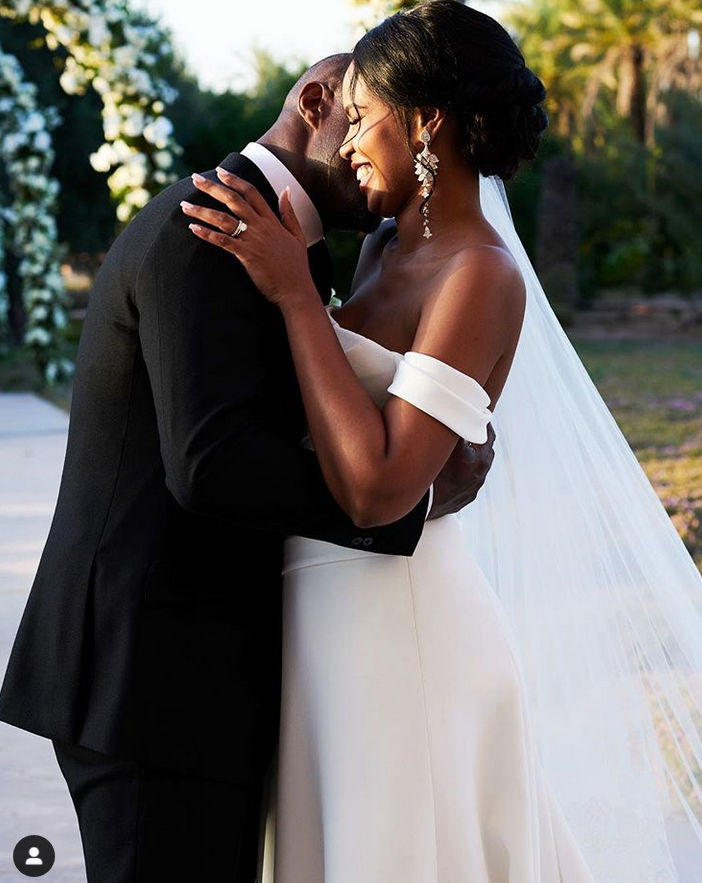 Idris Elba marries girlfriend Sabrina Dhowre in 3-day lavish wedding in Morocco (photos)