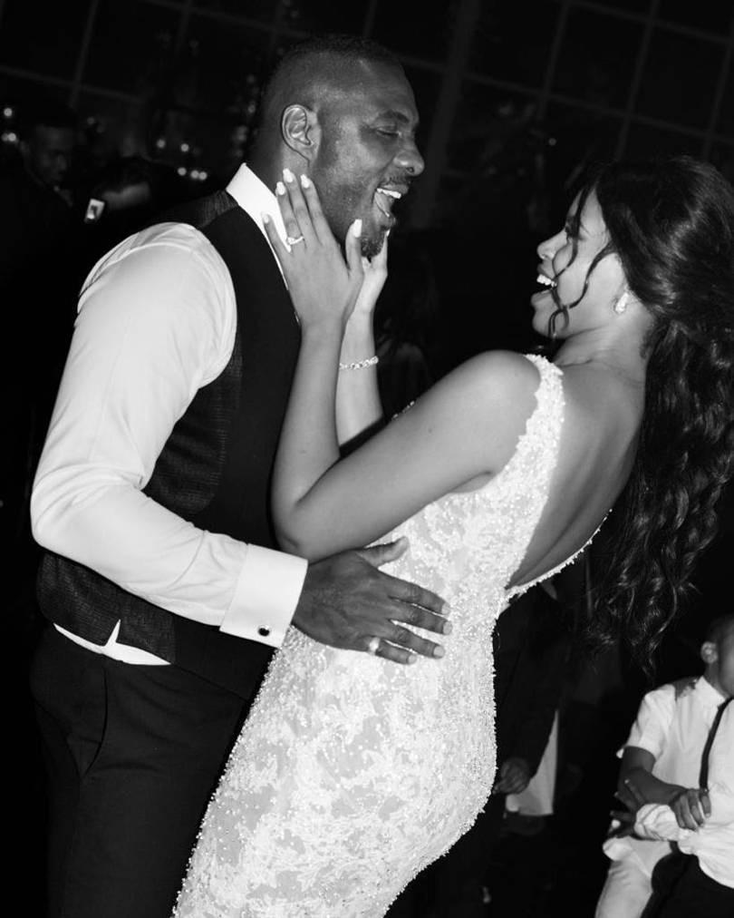 Idris Elba secretly marries girlfriend Sabrina Dhowre in 3-day lavish wedding in Morocco (photos)