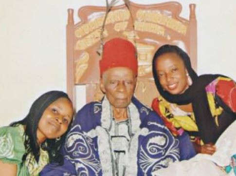 After 36-years on the throne, world's oldest monarch dies in Kogi State at 116