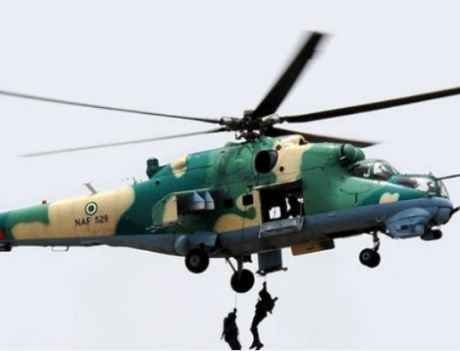 UK trains over 2,000 Nigerian Air Force special forces to tackle terrorism