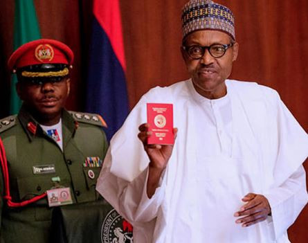 Nigerian Immigration Service begins issuance of new passport with 10-year validity