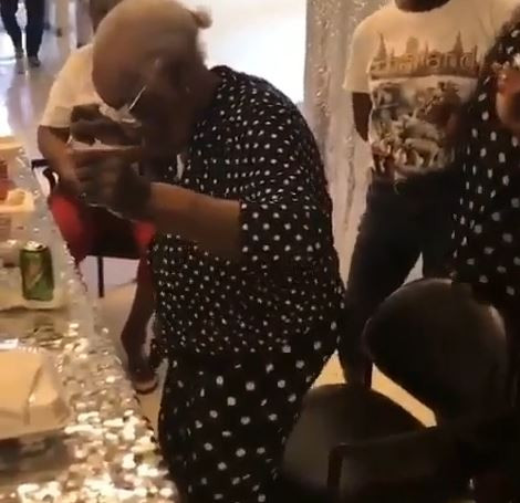 This video of a 95-year-old granny twerking on her birthday will leave you in stitches