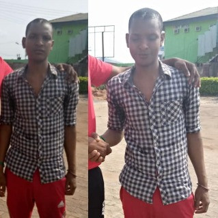 Sugar cane seller released from prison after spending four years for fighting (photos)