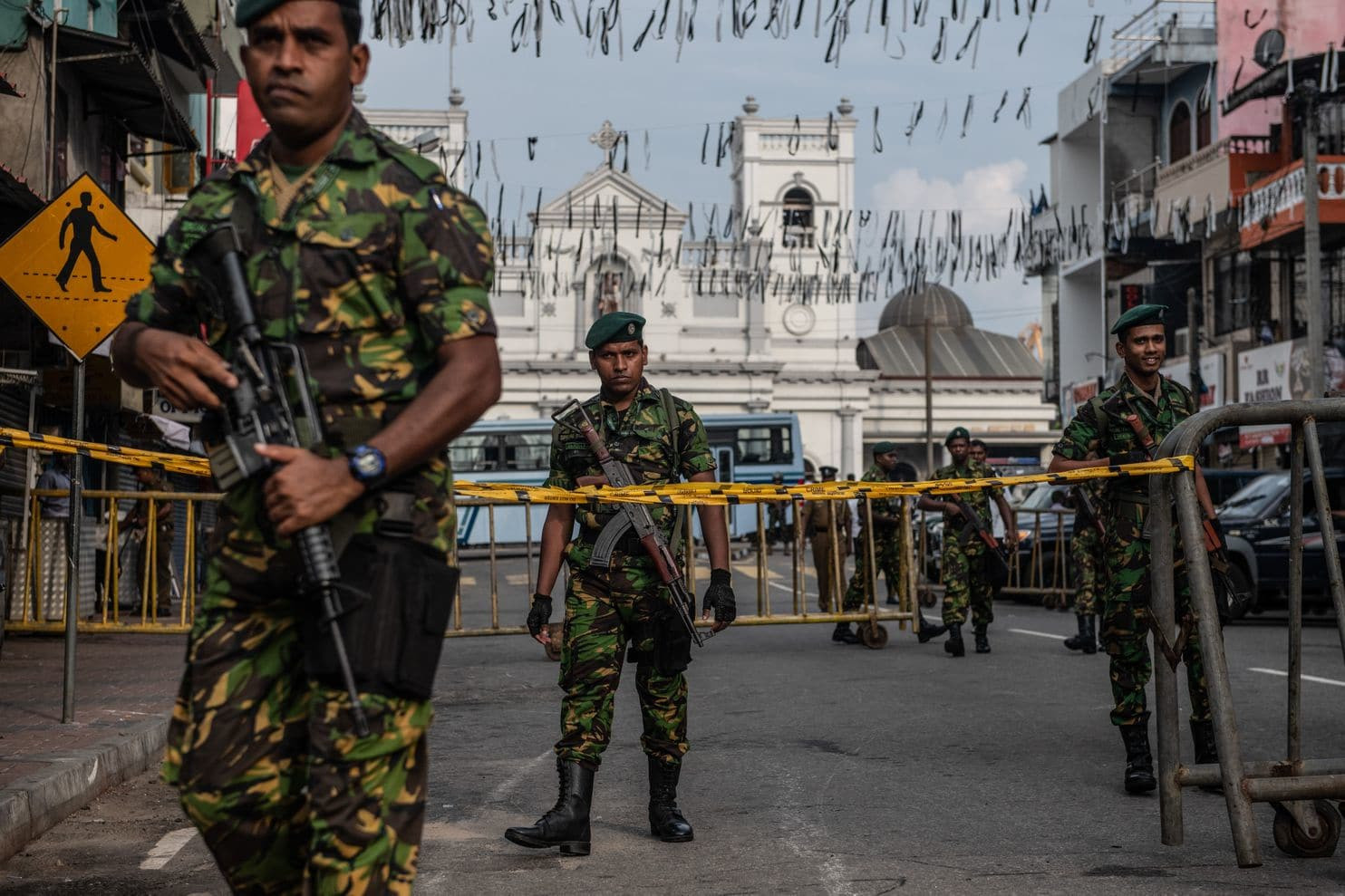 Ten Nigerians among 13 foreigners arrested without valid visa in Sri Lanka