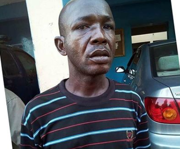 CAST9JA: See Jealous lover who set his ex-girlfriend's family ablaze arrested in Ondo