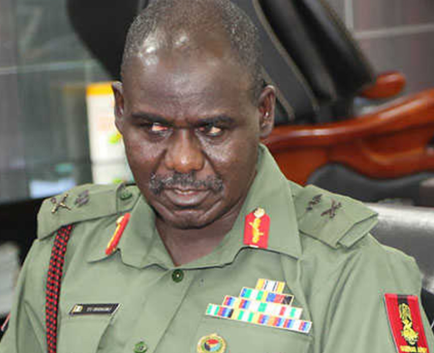 Boko Haram terrorists do not earn more than the Nigerian soldier- Nigerian Army says