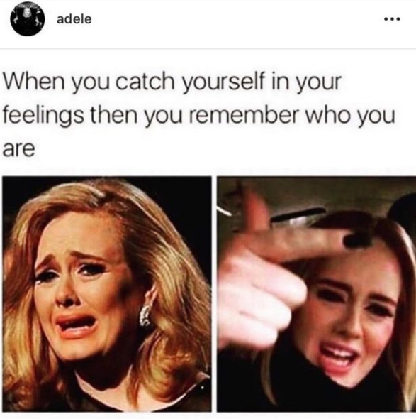 Adele finally addresses her divorce from Simon Konecki with savage post