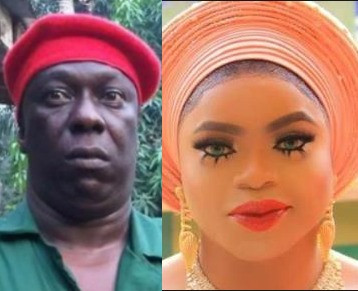 Bobrisky clapsback at actor Charles Awurum