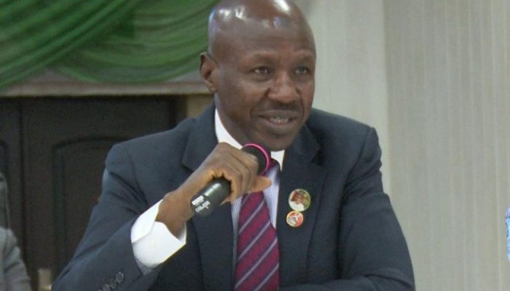 State governors fuel insecurity to raise their security votes – EFCC boss, Ibrahim Magu, alleges