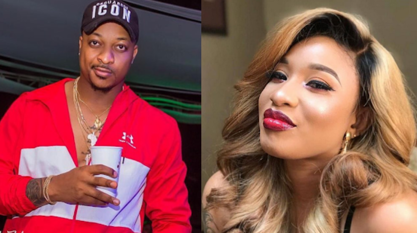 Tonto Dike drags IK Ogbonna for