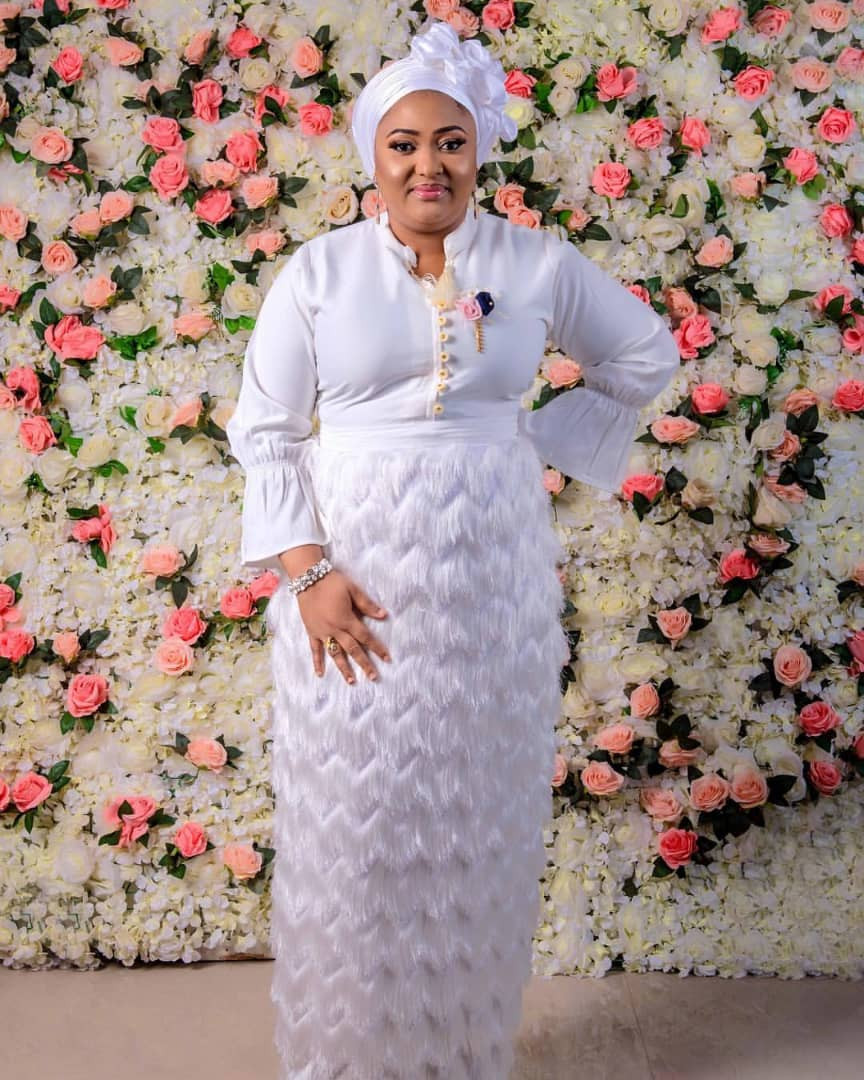 Kogi state first lady, Rashidat Bello, celebrates her birthday with new photos