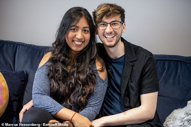 Transgender man who lived as female until he was 16 is set to marry his best friend from school after they fell in love when he transitioned (Photos)