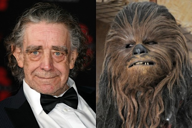 Peter Mayhew, Star Wars actor, dies at 74