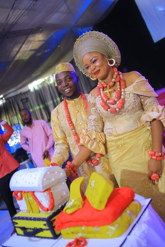 Marriage alert: Prophet Jeremiah Omoto Fufeyin splashes millions on wedding ceremony