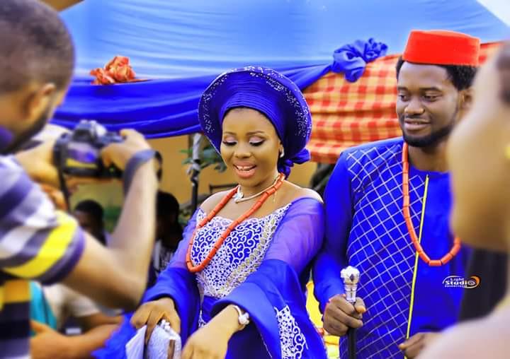 Marriage alert: Prophet Jeremiah Omoto Fufeyin splashes millions on wedding ceremony