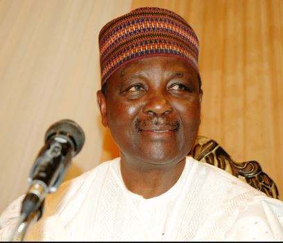 Update: Gowon is in a stable condition after