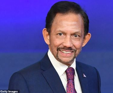 Sultan of Brunei rescinds his decision to?enforce the death penalty for gay s*x?