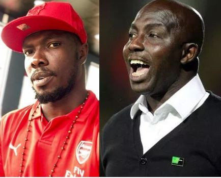 Like David Alaba, another Nigerian footballer, Dickson Nwakaeme?claims Samson Siasia asked him?pay to join his team in 2008
