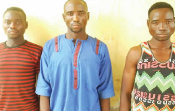 Three brothers arrested for ritual killing in Niger (photo)
