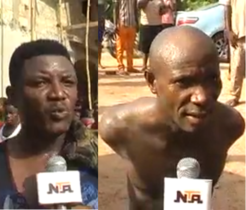 Nigerian pastor allegedly sent kidnappers to abduct another pastor in Edo state (video)