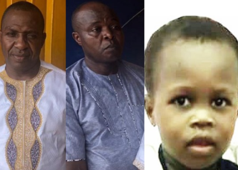 Police rescue toddler kidnapped from MFM church in Lagos(photo)