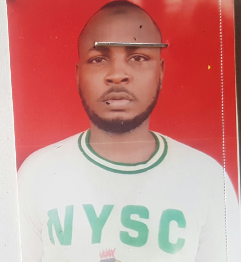NYSC confirms abduction of corps member in Borno (photo)