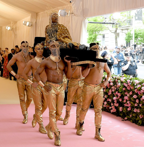 Here's how your favorite stars arrived at the Met Gala (photos)