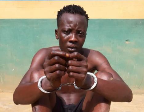 Photo: Man stabs friend to death during an argument in Ogun