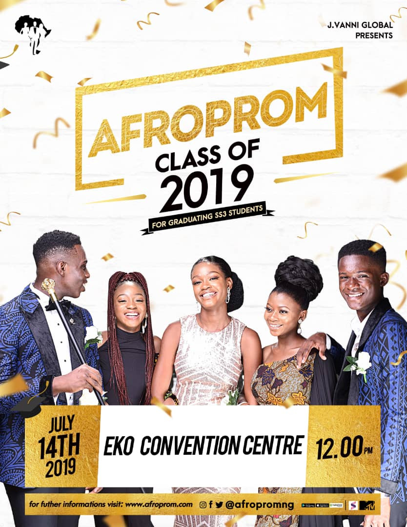 Nigeria?s First ever Prom Concert ?Afroprom? set to be staged in Lagos