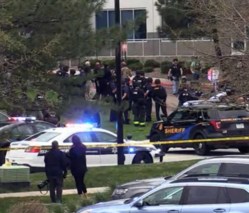 At least 1 student killed and 7 others injured after two shooters open fire at school