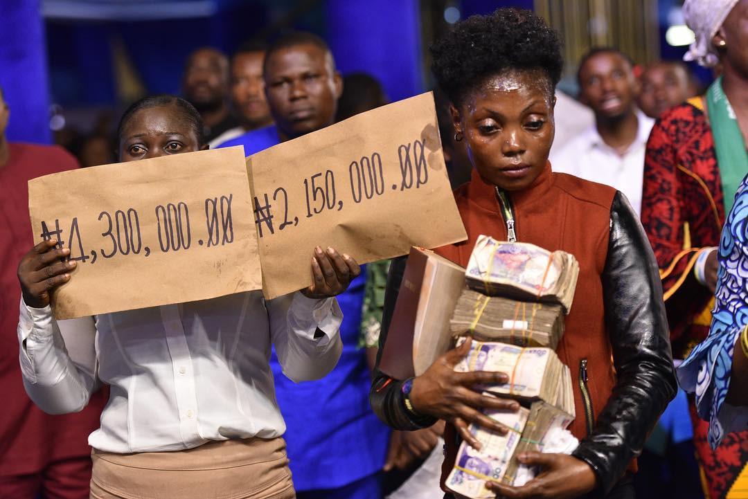 Prophet Jeremiah Omoto Fufeyin shocked prostitutes