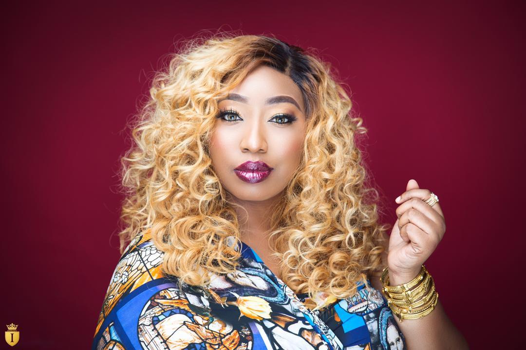 Media gal, Latasha Ngwube, celebrates birthday with lovely new photos