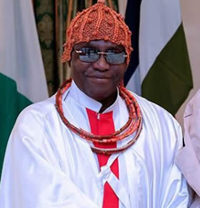 Oba of Benin bans the wearing of beads in his kingdom
