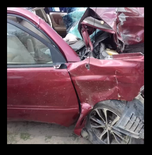 Nigerian lady who survived ghastly accident that nearly left her paralyzed celebrates birthday with stunning photos as she