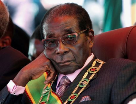 Former Zimbabwean?President Robert Mugabe?auctions?off 40 of his cars and other farm equipment over alleged financial crisis