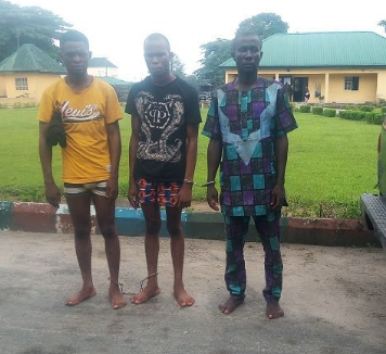 Female lecturer recounts how she was abducted and raped by three young men in Rivers state(photo)