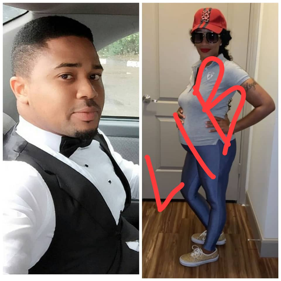 Exclusive: Actor, Mike Godson expecting twins with his American wife (photos)