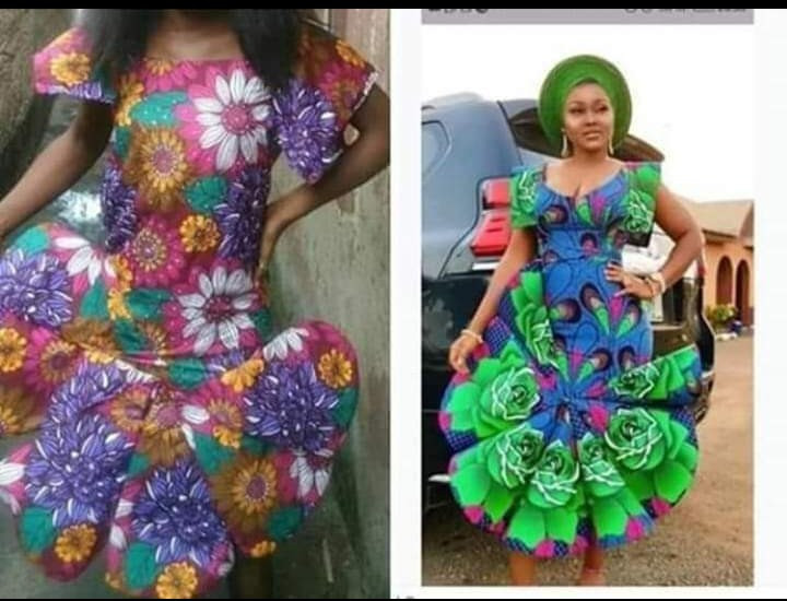 Choi! See what a lady got after she asked a tailor to recreate Mercy Aigbe