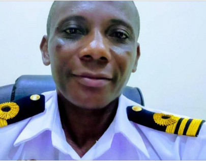 "Painful""Naval Officer found dead in his apartment in Kaduna""photo"