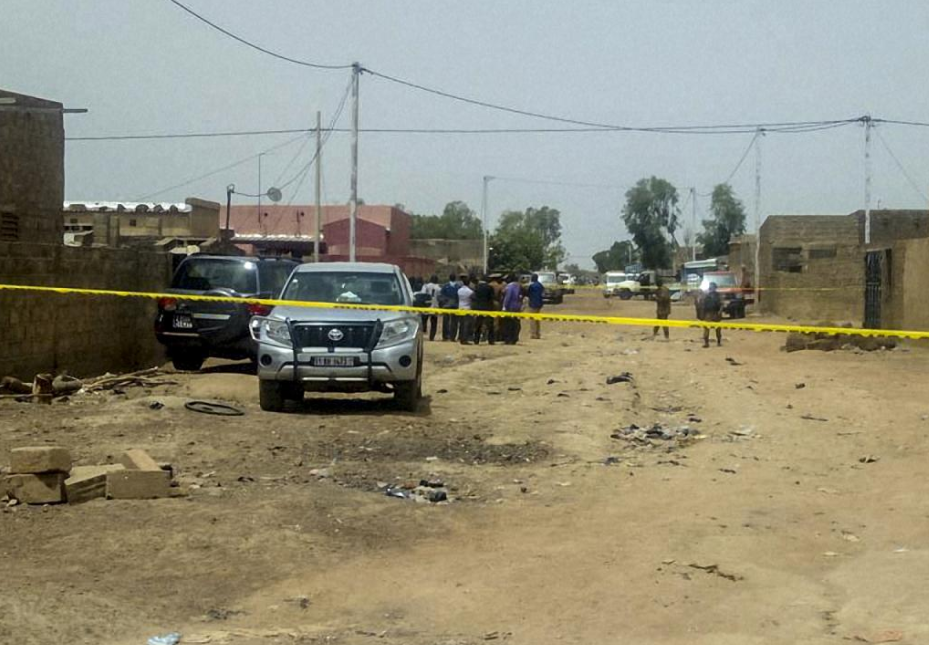 Gunmen kill Catholic priest, worshippers in Burkina Faso church attack