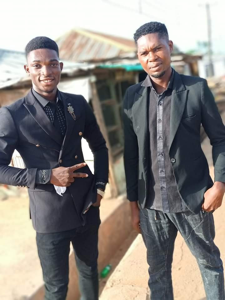 Photos: Young man healed in Ekpoma after three years of insanity but his family can