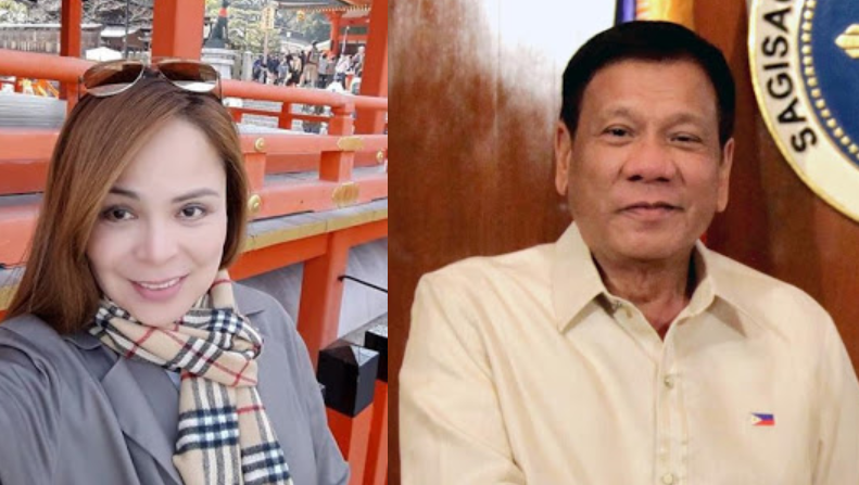 "Philippine President Duterte under fire after he told female mayor ""you are too beautiful. I will grab and hold on to your panties if you try to leave"