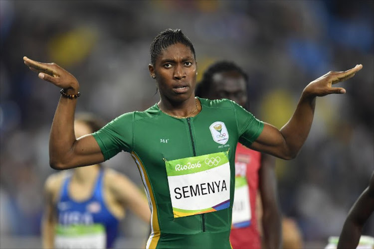 South Africa to appeal against testosterone ruling against?intersex athlete, Caster Semenya