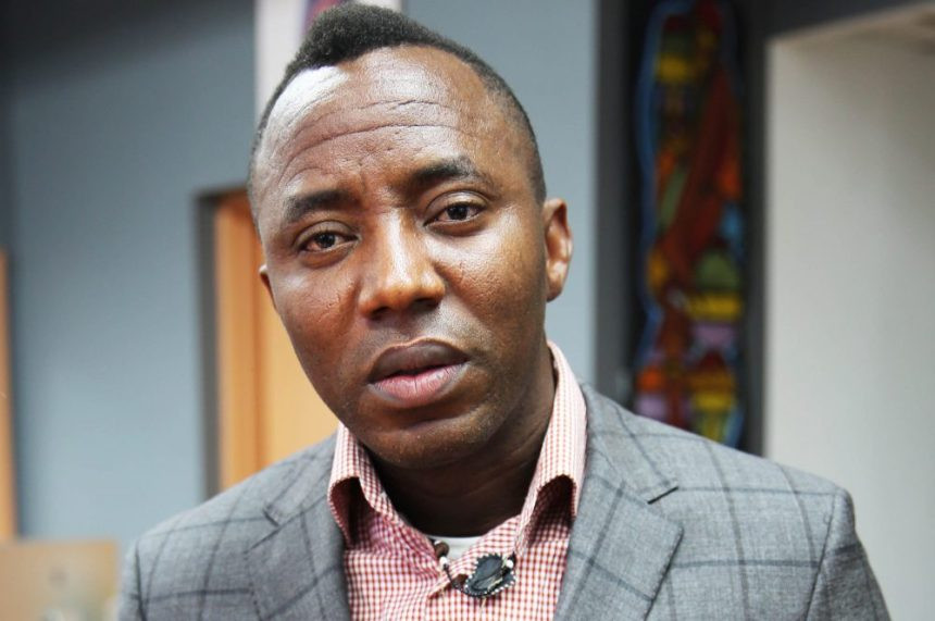 AAC crisis: Sowore fires back, expels all those that approved his suspension