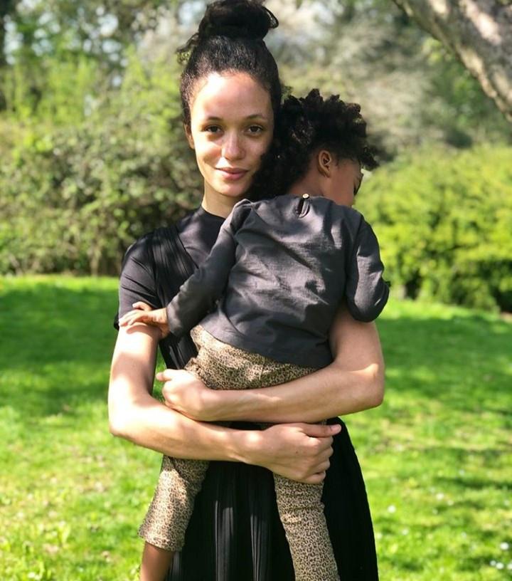 Eku Edewor shares rare photo with her daughter...