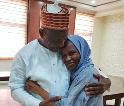 Joy as Zainab Aliyu returns to Nigeria after wrongful arrest in Saudi Arabia for Drug trafficking