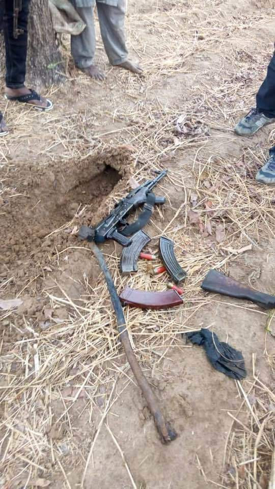 Operation Puff Adder: Police arrest 9 Abuja-Kaduna highway kidnappers (photos)