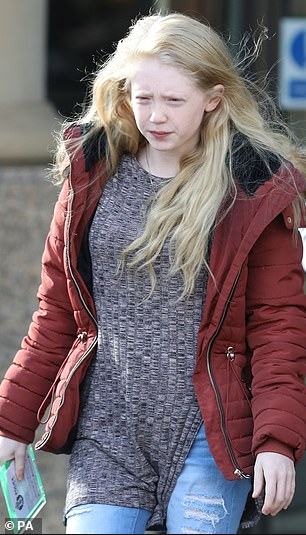 Teenager who raped, tortured, and murdered Alesha MacPhail, 6, wins right to appeal against life sentence