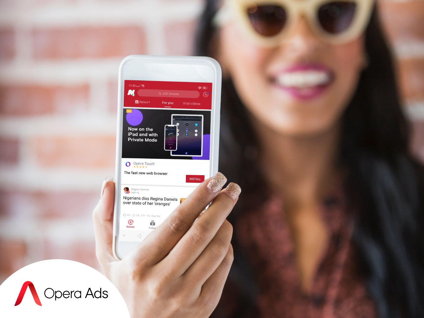Opera launches Opera Ads, a powerful, content-based native advertising platform for its more than 30 million users in Nigeria