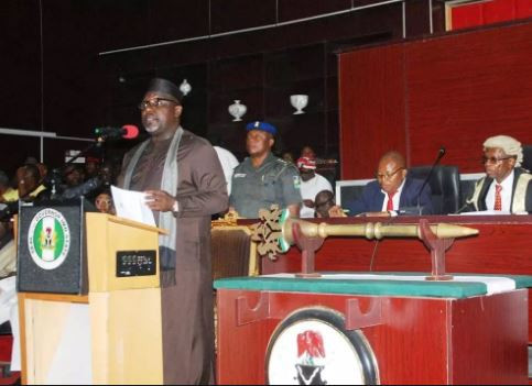 Imo State Lawmakers Serve Impeachment Notice On House Of Assembly Speaker